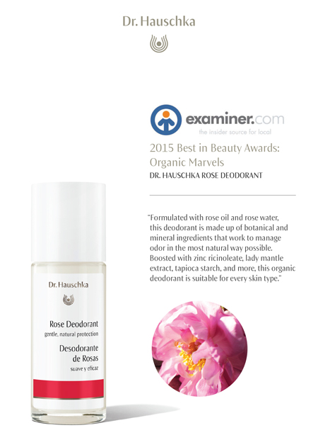 2015 Best in Beauty Awards: Organic Marvels