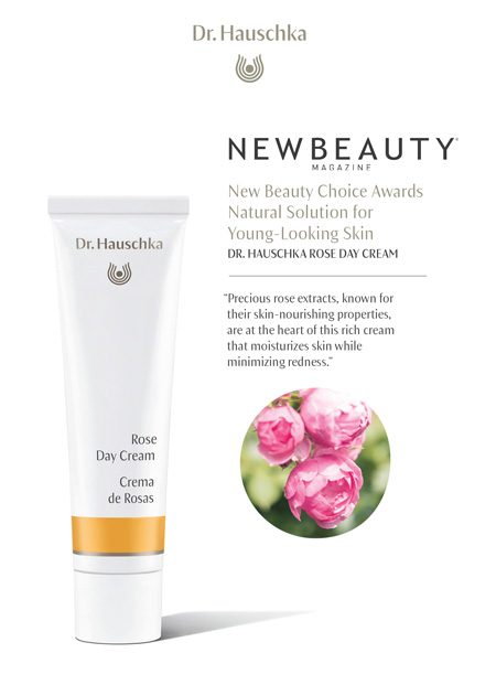 New Beauty Choice Awards Natural Solution for Young-Looking Skin