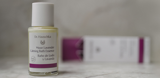 Yours Free with a Purchase of $35 & up: Moor Lavender Calming Bath Essence (1 fl oz)