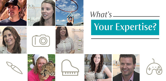 What's Your Expertise? Share It and You Could Win $750 of Dr. Hauschka Skin Care