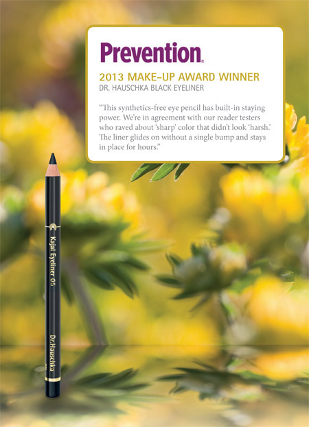 2013 Make-up Award Winner: Dr. Hauschka Black Eyeliner