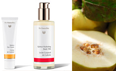 Save on Quince Day Cream &  Quince Hydrating Body Milk.
