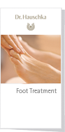 Dr.Hauschka Foot Treatment