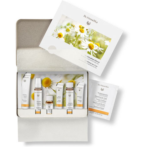 Daily Face Care Kit for Oily/Impure Skin