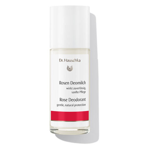 Rose Deodorant - Natural Skin Care | Dr. Hauschka