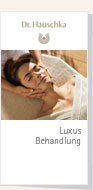 Dr.Hauschka Luxury Treatment