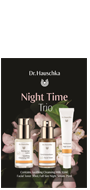 Night Time Trio - Your essential night time regime