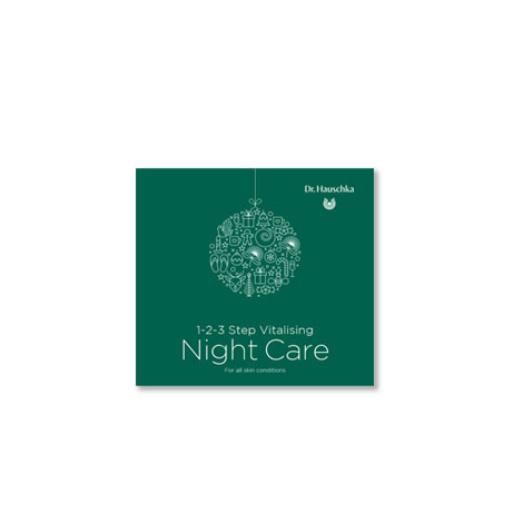 Christmas 1-2-3 Step Vitalising Night Care