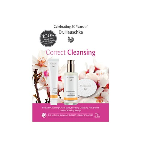Correct Cleansing - Our Cleansing Essentials