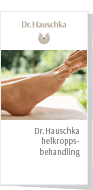 Dr. Hauschka Holistic Body Treatment