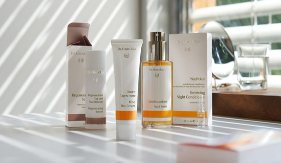 Dr. Hauschka Face Care