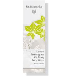 Lemon Lemongrass Vitalising Body Wash