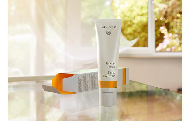 A new formulation for Tinted Day Cream