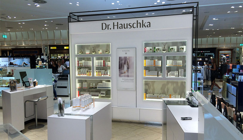 Dr. Hauschka Department Stores