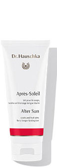 After Sun - Vores ingredienser - Dr. Hauschka