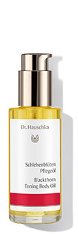 Blackthorn Toning Body Oil - Our ingredients - Dr. Hauschka