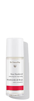 Rose Deodorant - Our ingredients - Dr. Hauschka