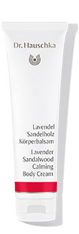 Lavender Sandalwood Calming Body Cream - Our ingredients - Dr. Hauschka