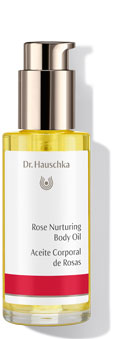 Rose Nurturing Body Oil - Our ingredients - Dr. Hauschka