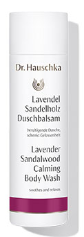 Lavender Sandalwood Calming Body Wash - Our ingredients - Dr. Hauschka