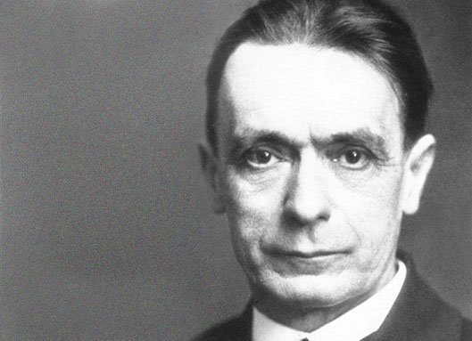 Citaten Rudolf Steiner : Our founders organic and natural skin care dr