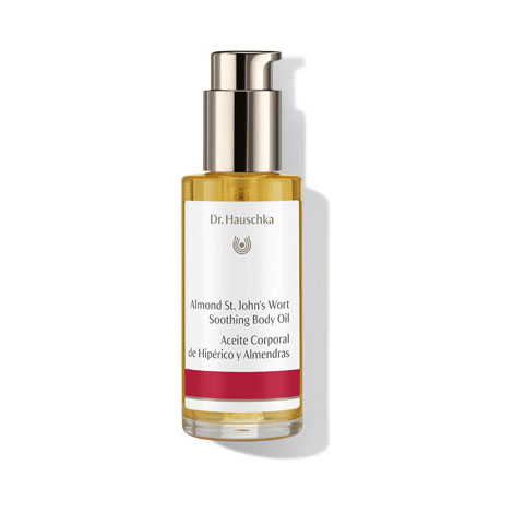 Almond St. John's Wort Soothing Body Oil