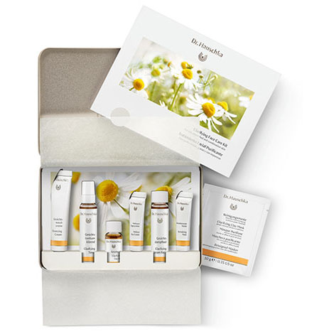 Clarifying Face Care Kit: for oily, blemished & combination