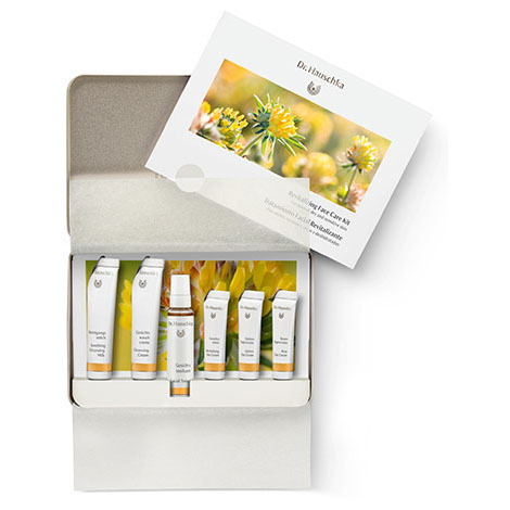 Revitalizing Face Care Kit: for normal, dry & sensitive