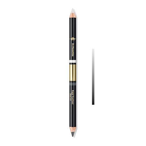 Eyeliner Duo white/anthracite
