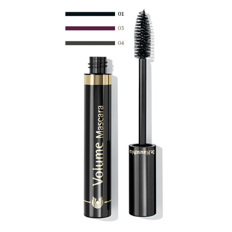 Volume Mascara 01 - black